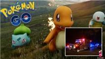 Bị đâm trọng thương và mất điện thoại vì lang thang đi tìm Pokemon
