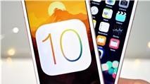 iOS 10 ra mắt bản public beta cho người dùng