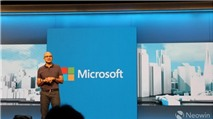 Satya Nadella tái cơ cấu đội ngũ lãnh đạo Microsoft