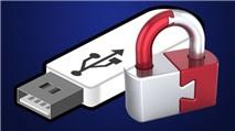 Bảo vệ USB và ổ cứng di động bằng mật khẩu