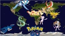 Pokemon Go sẽ trở lại Việt Nam vào ngày mai
