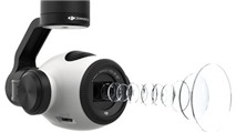 DJI Zenmuse Z3 - Flycam đầu tiên có zoom quang học