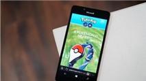Pokémon GO sắp có mặt trên các smartphone Lumia?