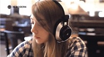 Độc đáo tai nghe Bluetooth kiêm loa di động