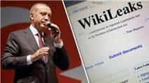 Thổ Nhĩ Kỳ chặn WikiLeaks sau tiết lộ động trời