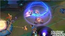 Planet of Heroes - Game MOBA hành động 3D đầy cá tính trên Mobile
