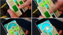 """Nâng """"trình"""" bắt Pokémon với phụ kiện độc đáo dành cho iPhone 6"""