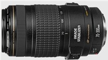 Canon có thể trang bị màn hình điện tử lên ống kính mới