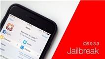 Cách jailbreak iOS 9.3.3 bằng công cụ của Pangu