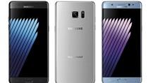 Đặt gạch Samsung Note 7 nhận bộ quà 5,3 triệu