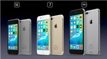 iPhone mới có thể mang tên iPhone 6SE