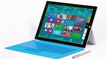 Microsoft điều tra vấn đề pin của Surface Pro 3