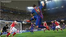 PES 2017 cùng Barcelona ra mắt trong trailer đẹp như mơ