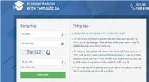 Hướng dẫn đăng ký xét tuyển đại học trực tuyến