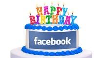 Facebook thêm tính năng tạo video chúc mừng sinh nhật tự động