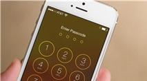 Các cách xử lý nhanh khi iPhone bị quên mật khẩu