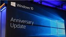 Cách tải và cài bản cập nhật Anniversary Update cho Windows 10