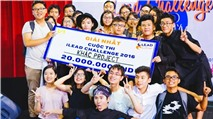 Lễ Tổng kết Cuộc thi iLead Challenge 2016