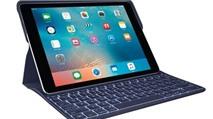 Logitech tung bàn phím back-lit cho iPad Pro 9.7 inch