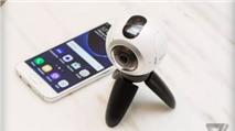 Gear 360: Camera siêu độc của Samsung với giá 8 triệu đồng
