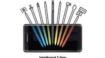 Bút S Pen trên Galaxy Note 7 không thể đút ngược được nữa
