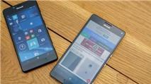 Bản cập nhật Windows 10 Mobile Anniversary Update sẽ phát hành vào ngày 09/8