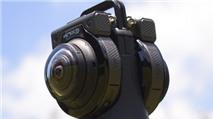 Casio EX-FR200 chính thức: Camera hành động quay 360°, có thể tháo rời máy ảnh và màn hình
