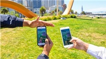 Pokémon GO giúp tăng doanh số bán pin dự phòng lên 101%