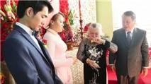 Bà ngoại tặng quà cưới 10 cây vàng cho cháu gái gây bão mạng