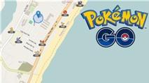 Ngồi nhà định vị được tất cả Pokémon bằng bản đồ FastPokeMap