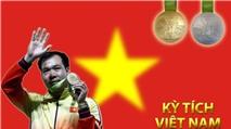 """Loạt ảnh ăn mừng phấn khích cùng """"đoàn thể thao Hoàng Xuân Vinh"""" trên Facebook"""