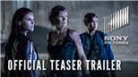 Trailer đầu tiên của Resident Evil: The Final Chapter - Chương cuối cùng