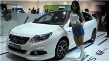 Samsung đang có kế hoạch sản xuất ôtô?