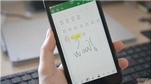 Microsoft Office cho iPhone bổ sung tính năng vẽ tay