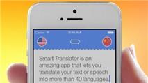 Nhanh tay tải miễn phí ứng dụng dịch nhiều ngôn ngữ trị giá 8,99 USD