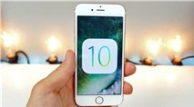 Apple phát hành iOS 10 Developer Beta 6 và Public Beta 5