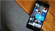 Microsoft phát hành Windows 10 Mobile Anniversary Update cho người dùng di động