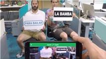 Dịch văn bản tức thời thông qua camera smartphone