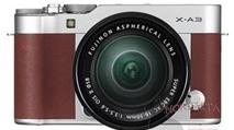 Fujifilm X-A3 chưa ra mắt đã lộ diện