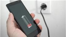 Sửa lỗi smartphone không sạc được pin