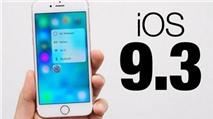 Apple phát hành bản cập nhật iOS 9.3.5, vá lỗ hổng iPhone bị theo dõi