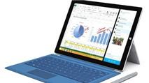 Surface Pro 3 nhận bản cập nhật sửa lỗi pin