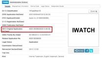"""Thế hệ smartwatch tiếp theo của Apple sẽ được đổi tên thành """"iWatch""""?"""