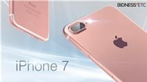 Apple Hong Kong vô tình làm lộ tên iPhone 7 và iPhone 7 Plus