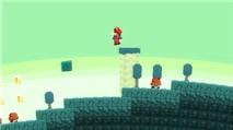 Làm game ăn theo No Man's Sky bằng... Mario, game thủ bị Nintendo sờ gáy