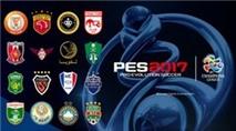 Becamex Bình Dương trở lại trong PES 2017