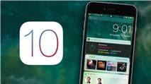Tải về iOS 10 GM cho iPhone, iPad và iPod touch