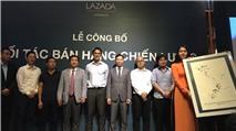 Lazada hợp tác chiến lược cùng 40 nhà bán lẻ lớn