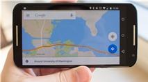 7 mẹo dùng Google Maps trên Android