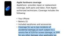 Apple giảm giá thay màn hình iPhone